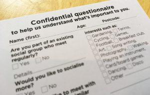 WACE questionnaire